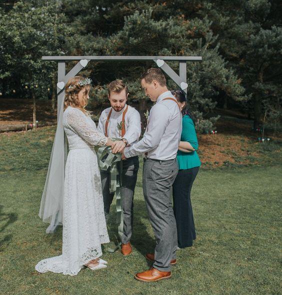Ślub humanistyczny to przedewszystkim własna i niepowtarzalna ceremonia